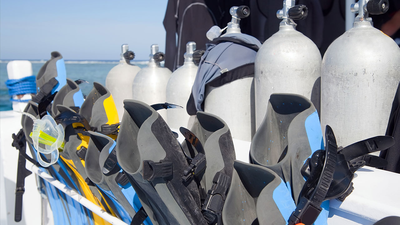 Keep Your Scuba Gear in Top Shape with These Four Tips