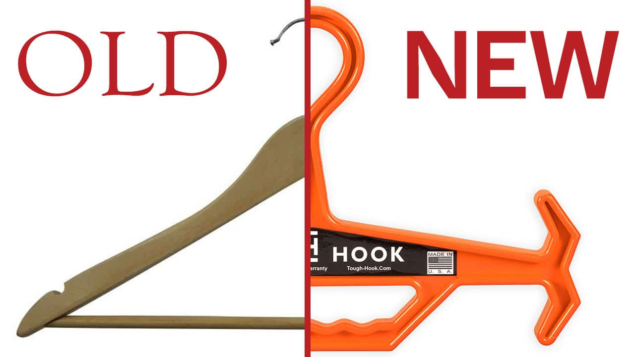 The Amazing History of the Clothes Hanger